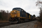 CSX Q702 @ Jackson
